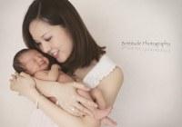 Hong Kong Newborn Baby Portraits