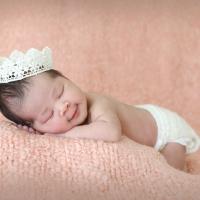 Hong Kong New Born Baby Portraits