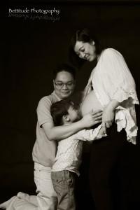 Hong Kong Pregnancy Portraits