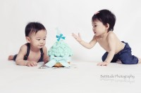 Hong Kong Cake Smash Photography