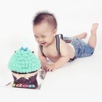 Cake Smash Photography Hong Kong