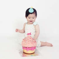 Cake Smash Photography Hong Kong