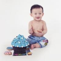 Hong Kong Cake Smash Photographer